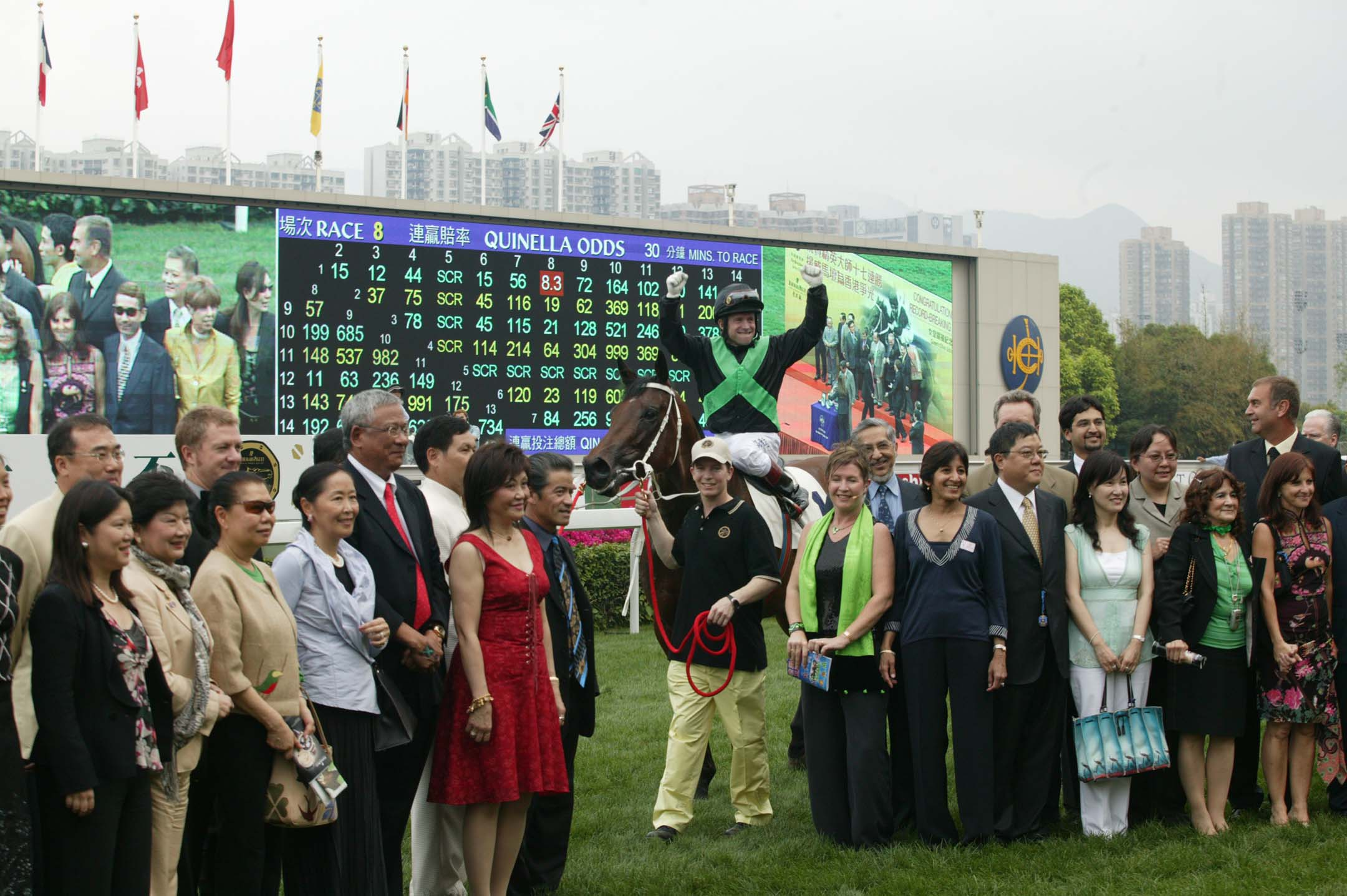 Photo Release Silent Witness 17th Consecutive Win