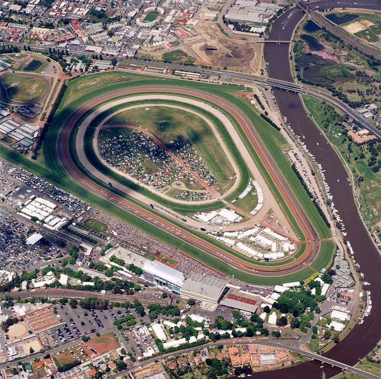 Flemington Racetrack